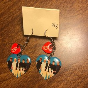 Jewelry - One direction earrings